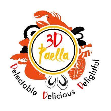 3D Paella Catering Miami